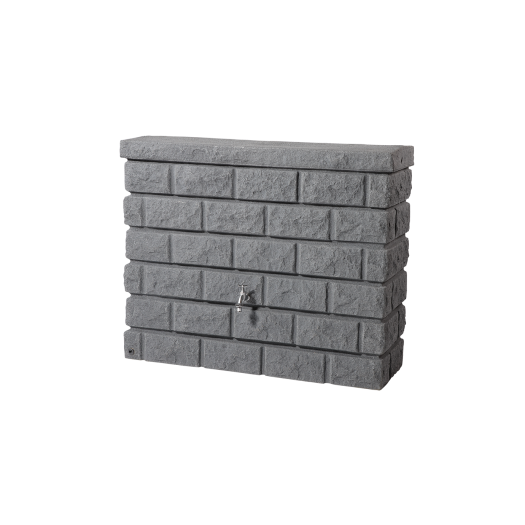 Zbiornik ROCKY 400 ciemny granit