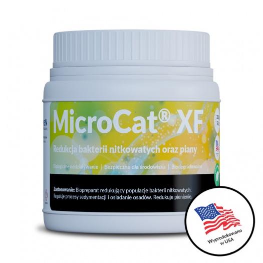 MicroCat® XF 500 g Redukcja bakterii nitkowatych oraz piany