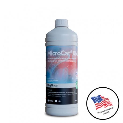 MicroCat® XNL 0,5 L Biopreparat wspomagający procesy nitryfikacji