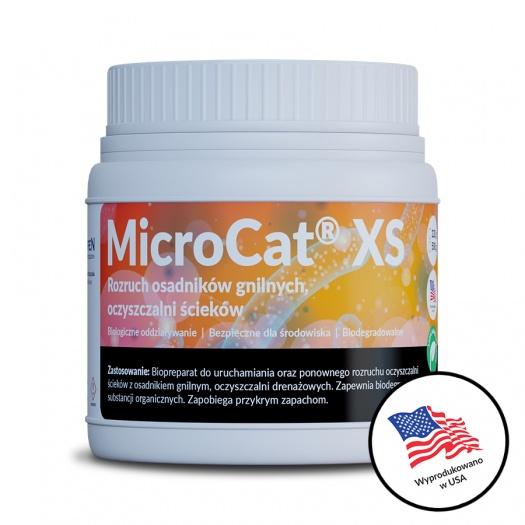 MicroCat® XS 500 g Biopreparat do rozruchu osadników gnilnych