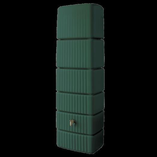Zbiornik SLIM 300 ciemna zieleń
