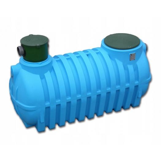 Zbiornik TUR 1000 z filtrem